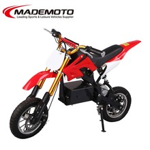 350W mini electric mtorcycle/super speed dirt bike
