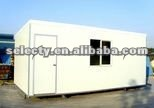 2015 Latest 20ft low cost prefab container house