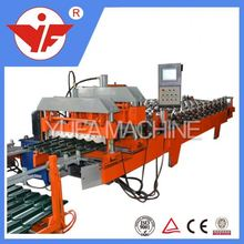 galvanized Roller Shutter Door 50 75 100 roof construction material making machine