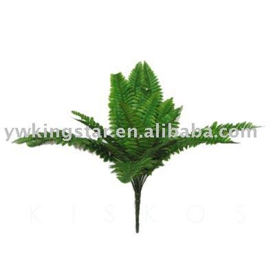 Artificial foliages, Las hojas del árbol de arte