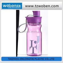 Travel Drink Sports Bottle, Custom Plastic Water Bottle