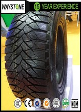 Cheap Chinese studded winter car tires for sale!