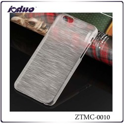 4.7 Inch Drawing Clear Crystal Cheap Case Of Mobile Phone