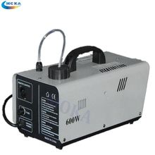 No smell stage light remote control 600w snow effect making machine with CE RHOS Certificate