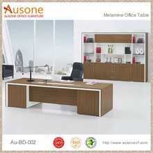 Flexible MDF office desk executive manager table design
