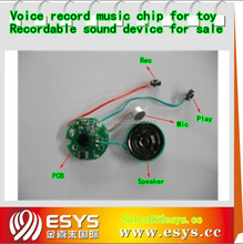 Mini voice recording module for children's toys and gifts