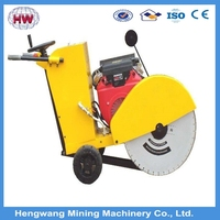 Superior Quality asphalt cutter/concrete road saw cutter