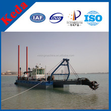 River Sand Hydraulic Sand Dredging Ship