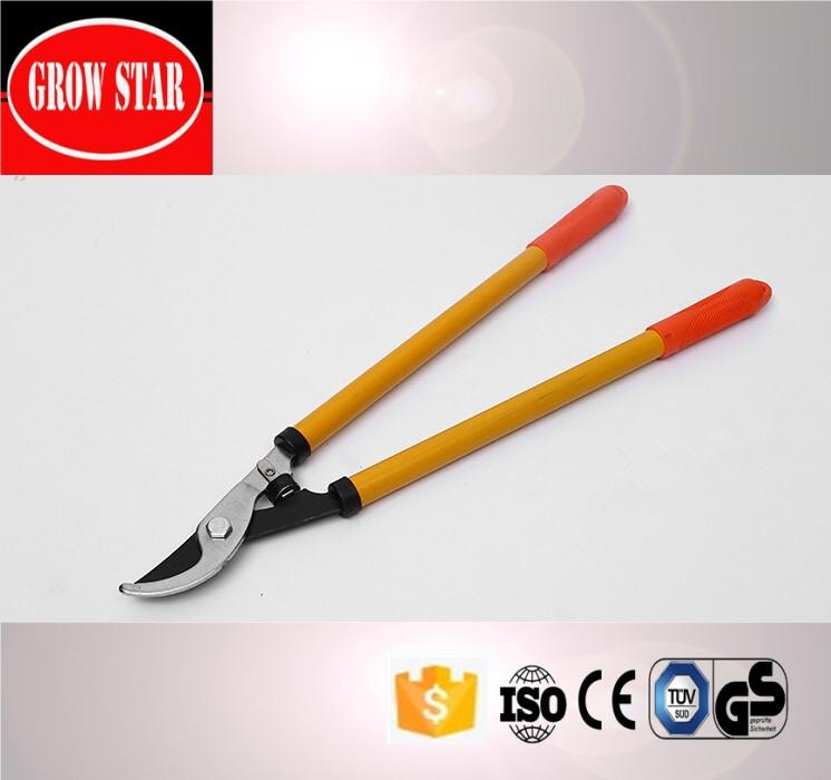 Long handled garden pruning shears long handle grass shear for Long handled garden shears