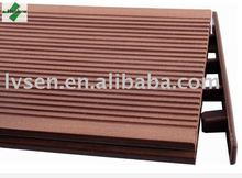 Easy Installation Wood Plastic Composite Decking