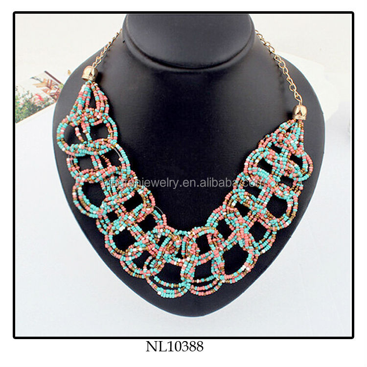 Beautiful Latest Designs On Bead Gallery - Jewelry Collection ...