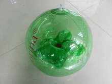 PVC custom inflatable toys air bag cushion