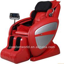 2012 new products 3D luxury zero gravity luxury massase chair CM-188A
