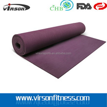 Economic new coming customize jute yoga mats