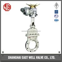 Carbon steel gate valve rising stem
