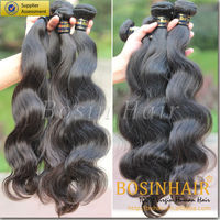 6A Double Weft wholesale virgin brazilian hair 020 hair