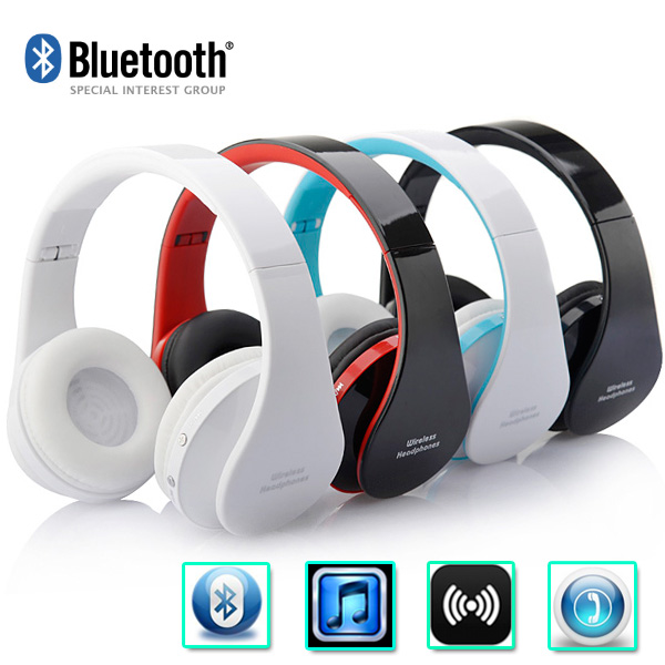 Беспроводные Bluetooth наушники фото