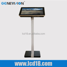 """19.1"""" High Brightness,Remote control,HDMI,floor standing tft lcd all in one pc"""
