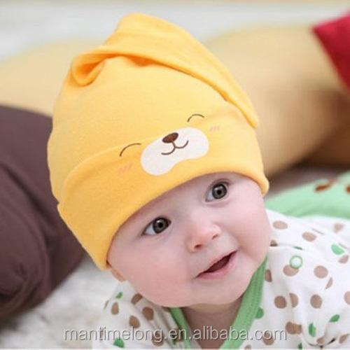handmade crochet baby boy beanie hat funny newborn baby beanie hat