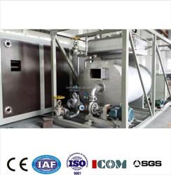 Road machine ZM-TT4 Drummed bitumen melting plant