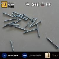 zinc coated 3-inch concrete nails