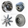 Customized Investment Casting Stainless Steel Impeller Pump