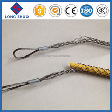 Galvanized Single Eye Cable Grips, Stringing Equipment cable pulling grips