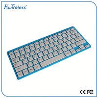 Bluetooth wireless mini keyboard case for iPad 1&2