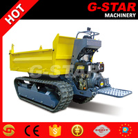 BY1000M mini tractors with front end loader