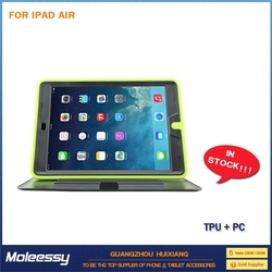 Superior for ipad air leather case stand