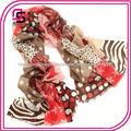 bufandas de encargo de buena calidad bufanda de estrellas