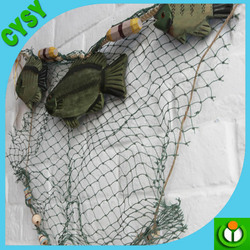 nylon &polyester MULTIFILAMENT fishing net