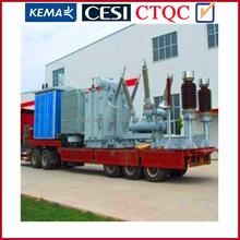 Intelligent Mobile Substation, Mobile Transformer, Mobile Transformer Substation 5000~31500kVA