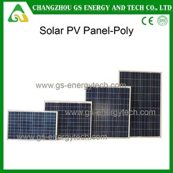 poly 156cells 72 pcs cells TUV 300w with tuv panel solar cell