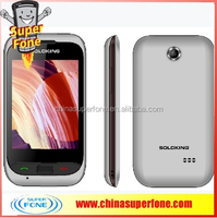 4 inch touch screen mobile phone without camera(T500+)