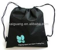 2014 nylon drawstring handbag for shoe and bag