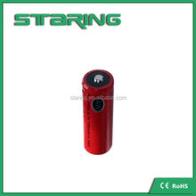 high drain High power 3.7v 18490 1100mAh IMR battery rechargeable Lithium 18500/18490 battery