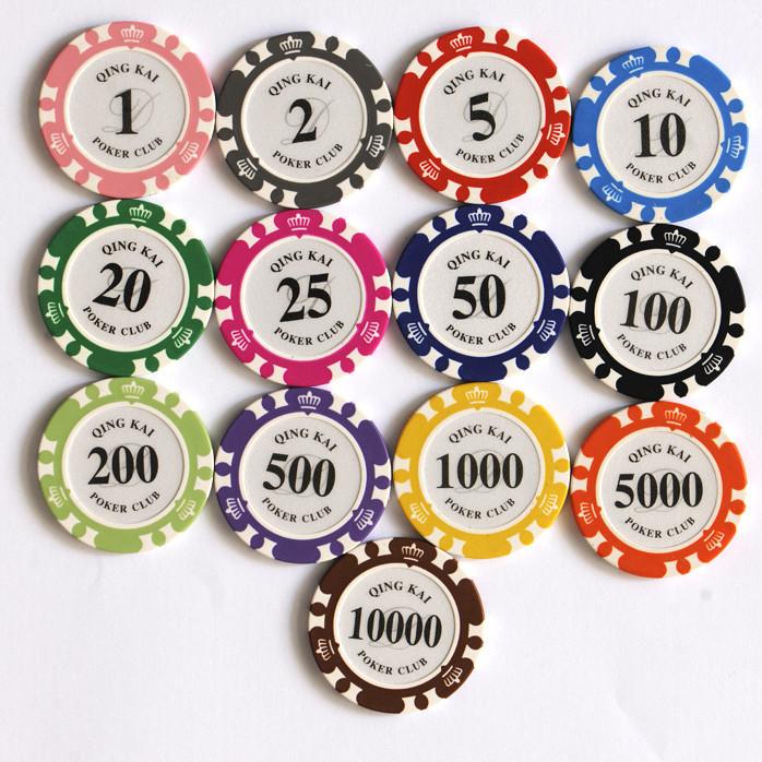 Как сделать фишки для казино своими руками