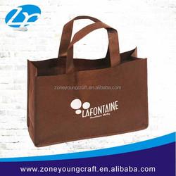 Custom made reusable and disposable shopping bag