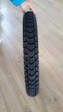 high quality motorcycle tire 3.00-18 6pr/8pr fashion pattern
