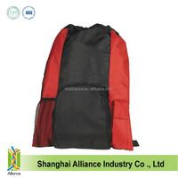 New design stylish drawstring school backpack