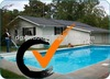 solar heater pool plastic,10 years life span.UV resisant.RoHS