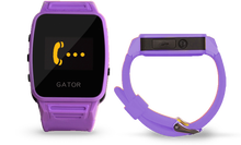 Smart Caref GPS Track Kid Wrist Watch IP67 with Android, iOS, app