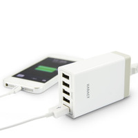 Phone accessory Anker 5 port chargeur portable USB charger