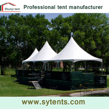 Aluminum tents funeral with chairs for south africa