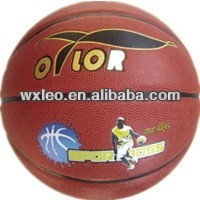high quality Custom Printed rubber basketball