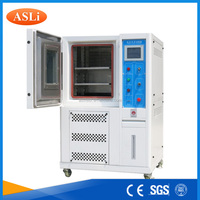 climatic simulation temperature humidity walk-in test chamber for construction materials