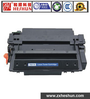 High quality compatible Q7551X toner cartridge for hp