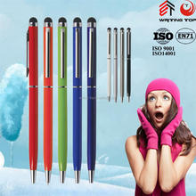 custom promotional sign twist ball pen manufacture