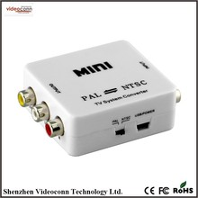 MINI TV Converter PAL to NTSC or NTSC to PAL
